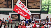 Robert Kubica - Fans - F1-Test - Budapest - 1. August 2018