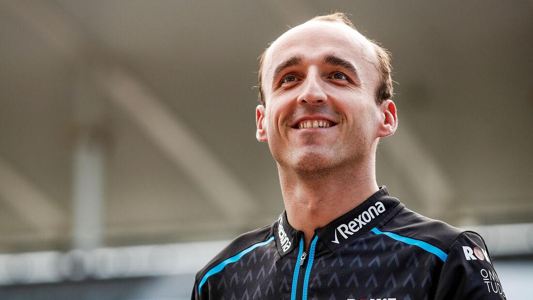 Robert Kubica - Formel 1 - 2019