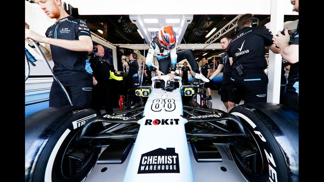 Robert Kubica - Formel 1 - GP Australien 2019