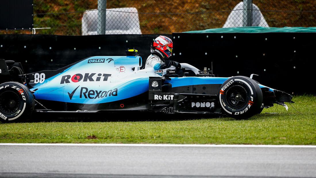 Robert Kubica - Formel 1 - GP Brasilien 2019