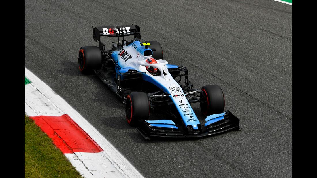 Robert Kubica - Formel 1 - GP Italien 2019