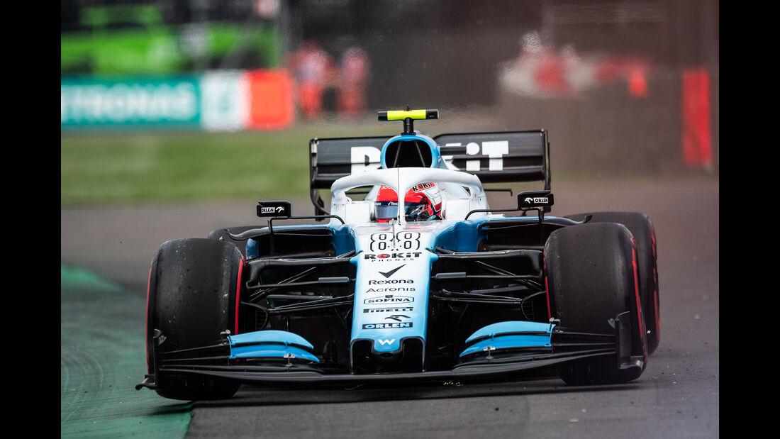Robert Kubica - Formel 1 - GP Mexico 2019