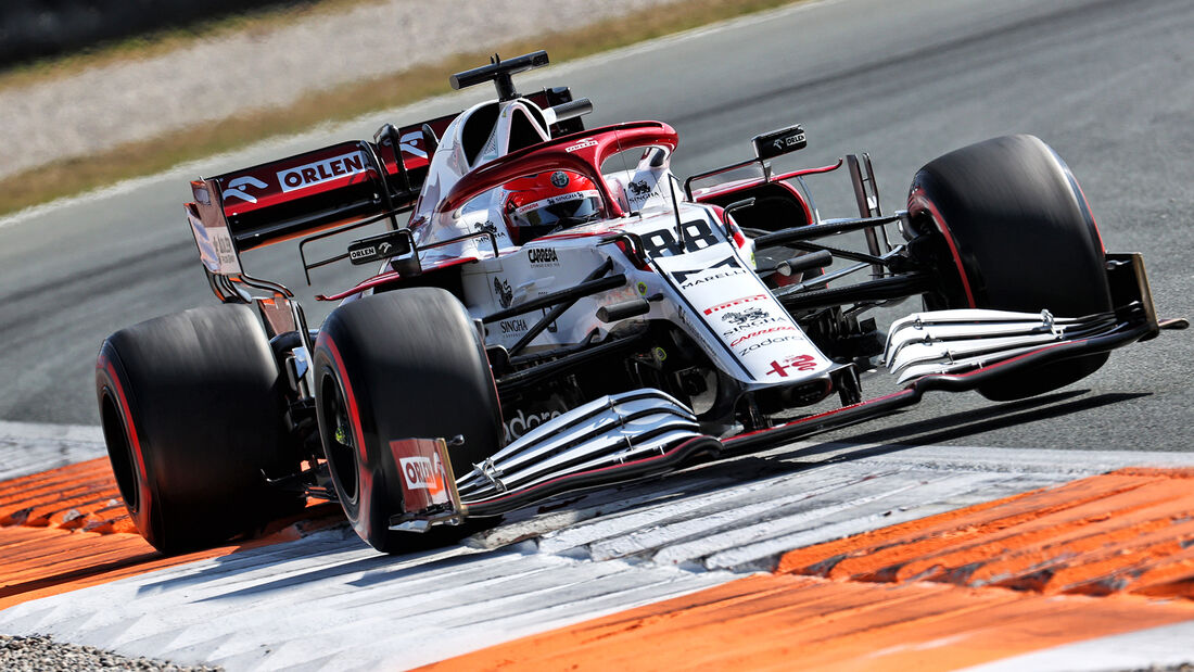 Robert Kubica - Formel 1 - GP Niederlande - Zandvoort - 2021