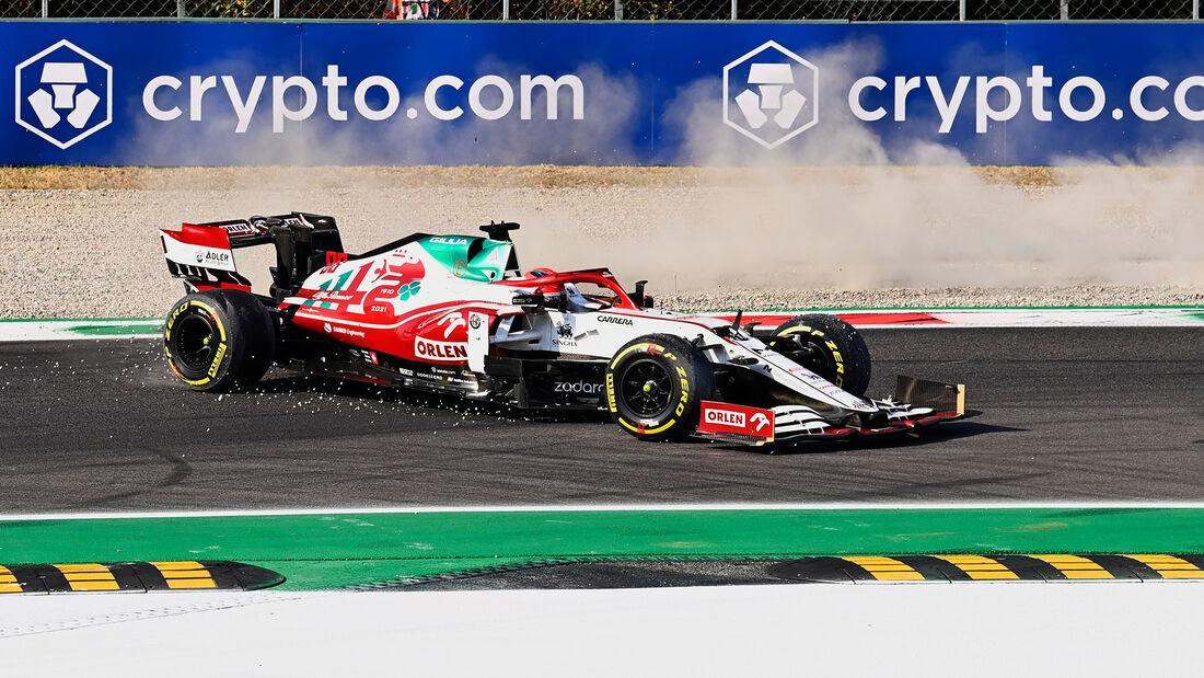 Robert Kubica - Formel 1 - Monza - GP Italien 2021