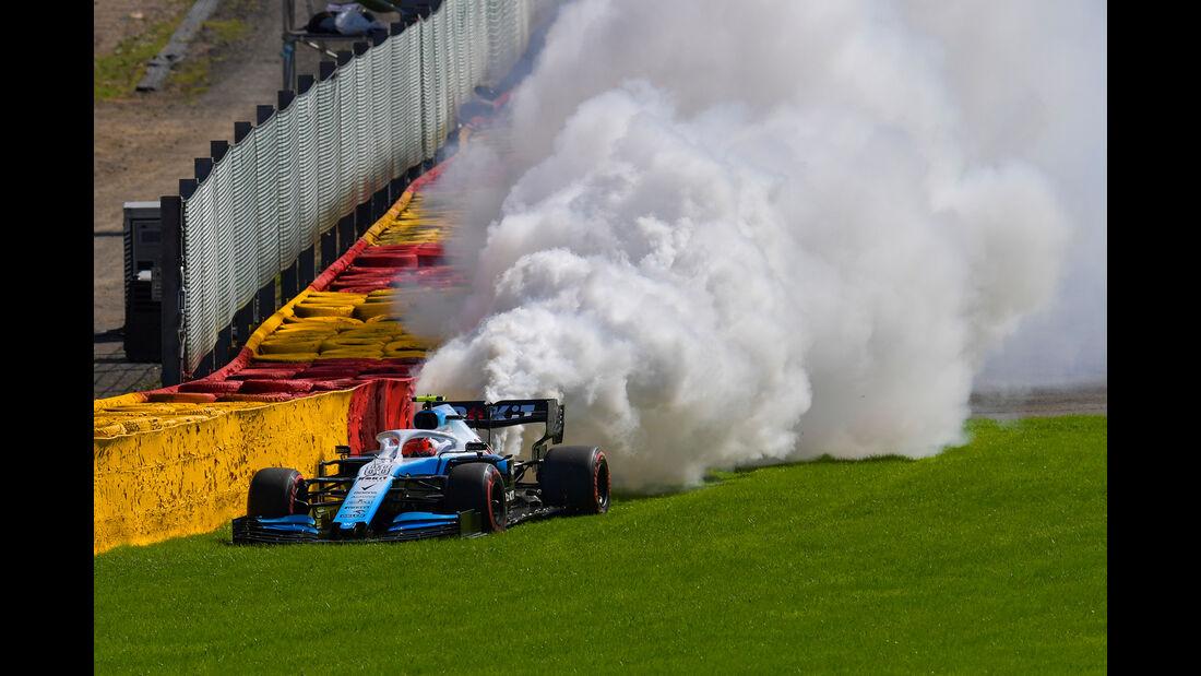 Robert Kubica - GP Belgien 2019