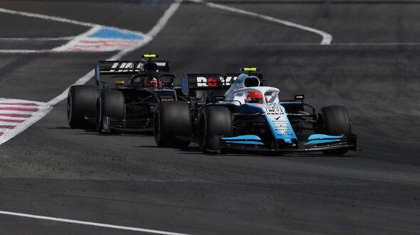 Robert Kubica - GP Frankreich 2019