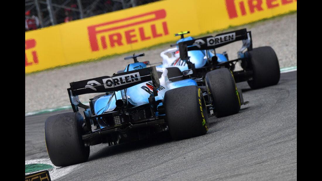 Robert Kubica - GP Italien 2019