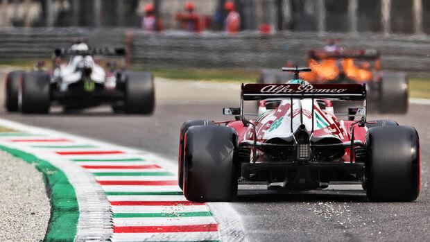 Robert Kubica - GP Italien 2021
