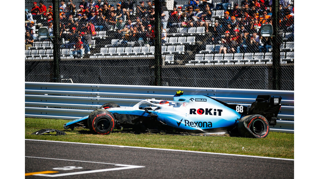 Robert Kubica - GP Japan 2019