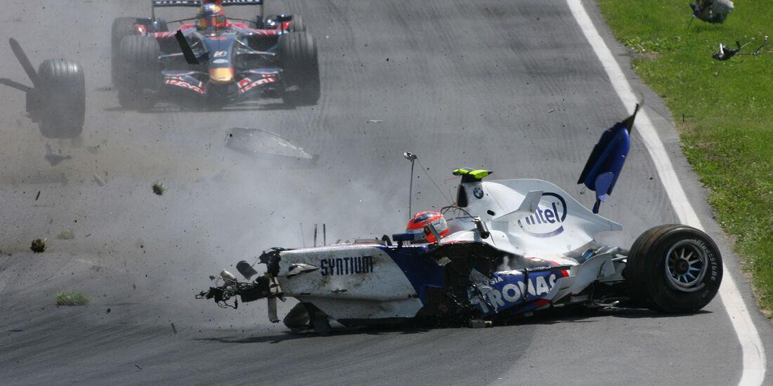 Robert Kubica - GP Kanada 2007
