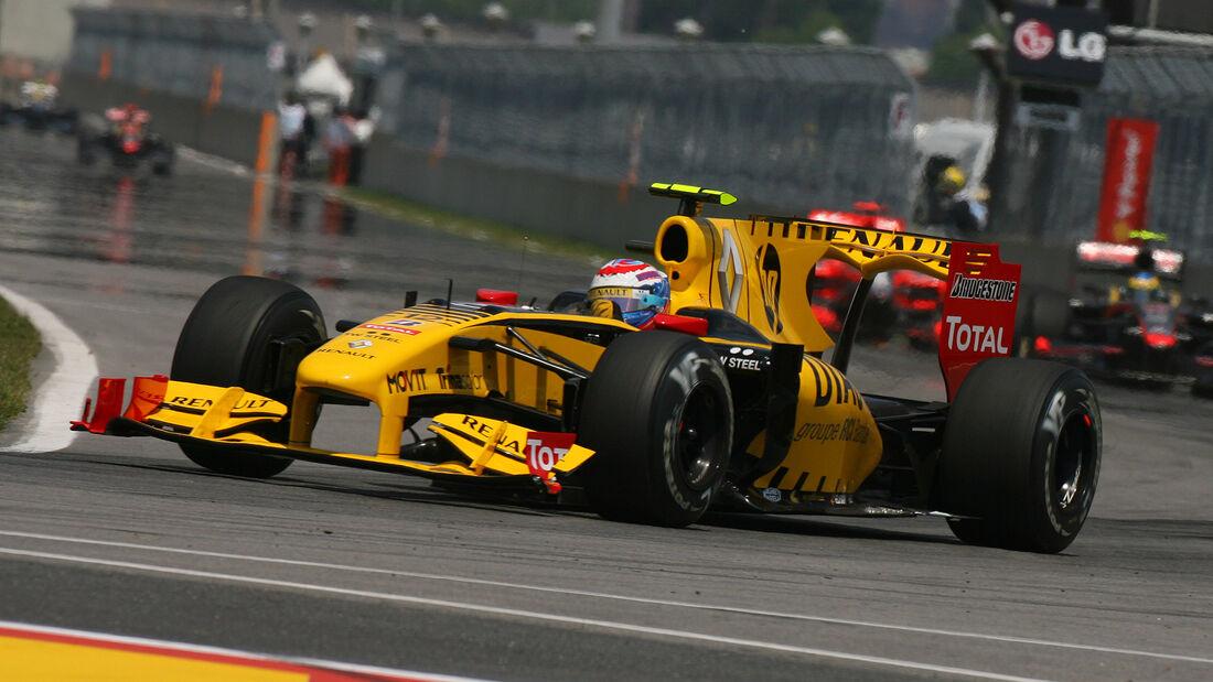 Robert Kubica - GP Kanada 2010
