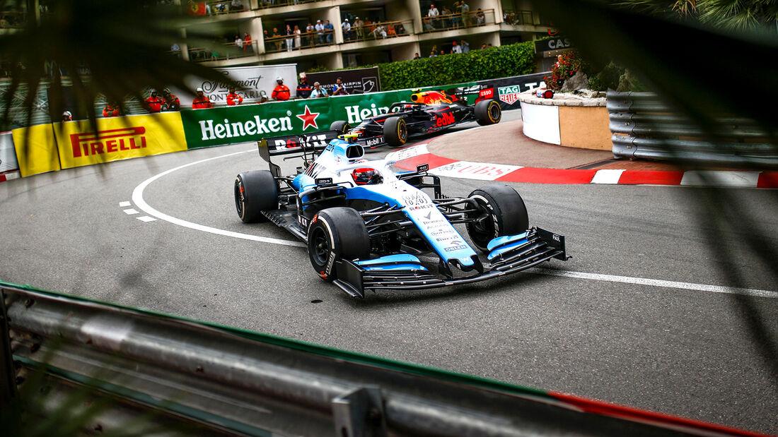 Robert Kubica - GP Monaco 2019