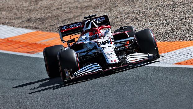 Robert Kubica - GP Niederlande 2021