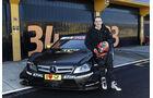Robert Kubica Mercedes DTM-Test 2013