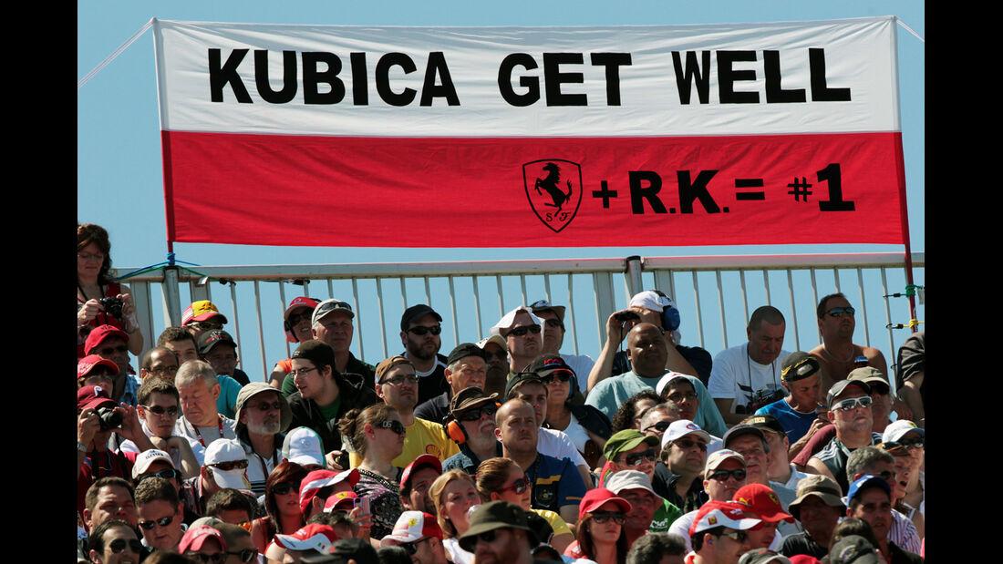 Robert Kubica Plakat
