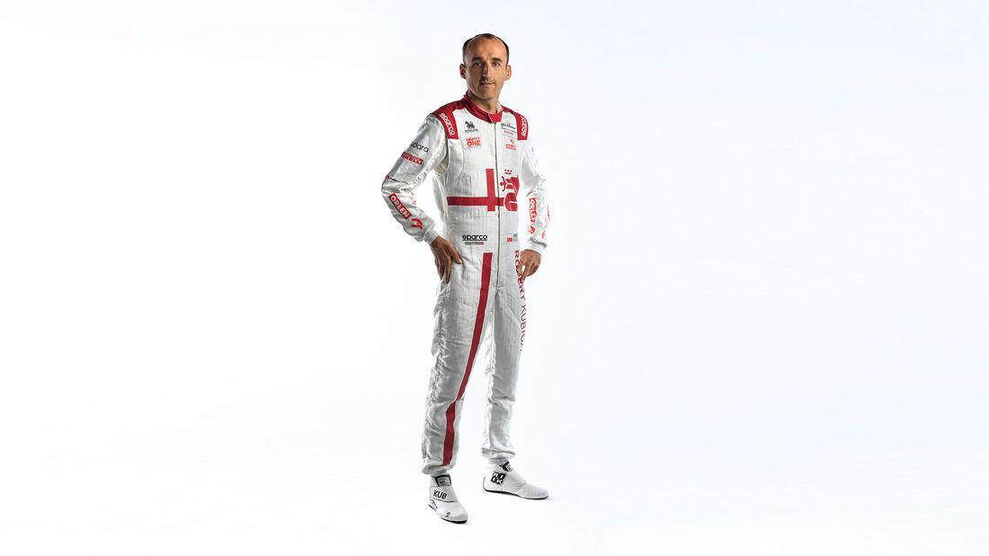 Robert Kubica - Potrait - Alfa Romeo - F1 - 2021