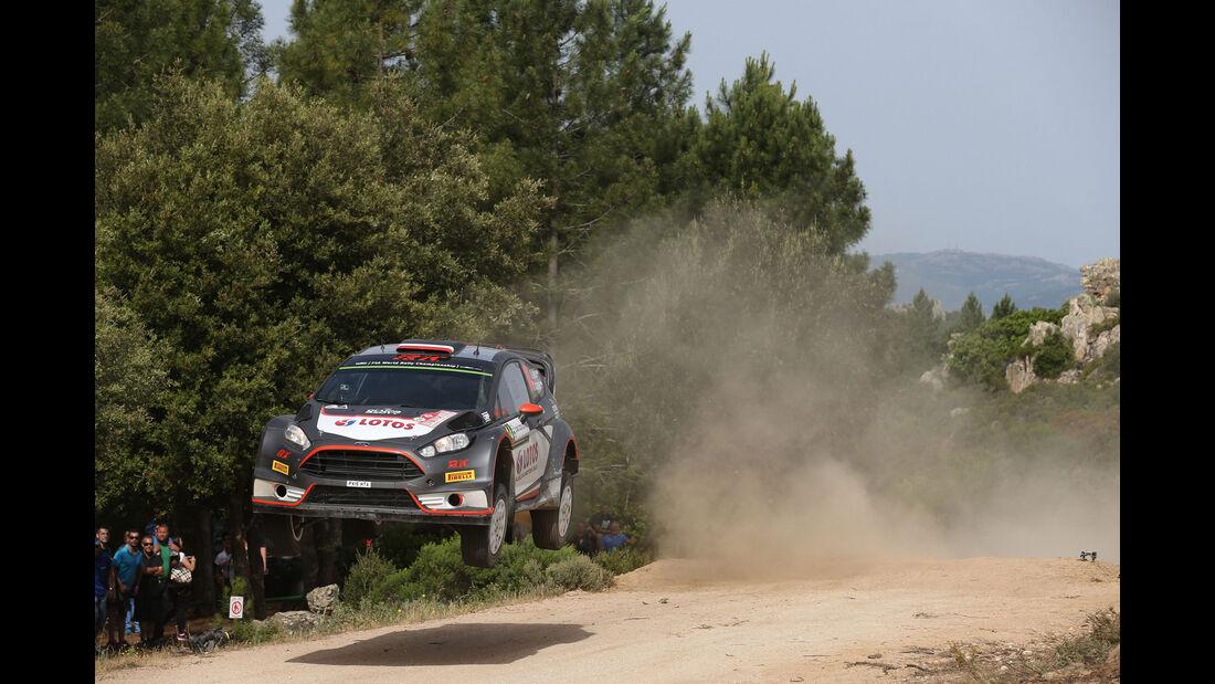 Robert Kubica - Rallye Sardinien - WRC