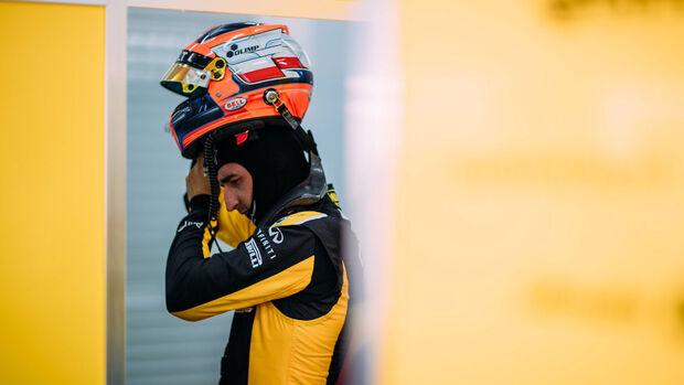 Robert Kubica - Renault - Testfahrten - Valencia - Lotus E20