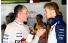 Robert Kubica - Sergey Sirotkin - GP Spanien 2018