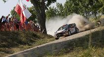 Robert Kubica - WRC Rallye Polen 2015