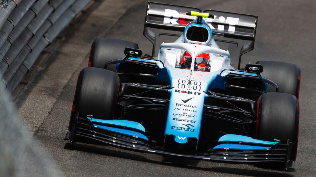 Robert Kubica - Willaims - Formel 1 - GP Monaco - 25. Mai 2019