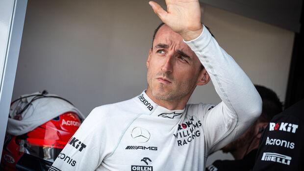 Robert Kubica - Williams - 2019