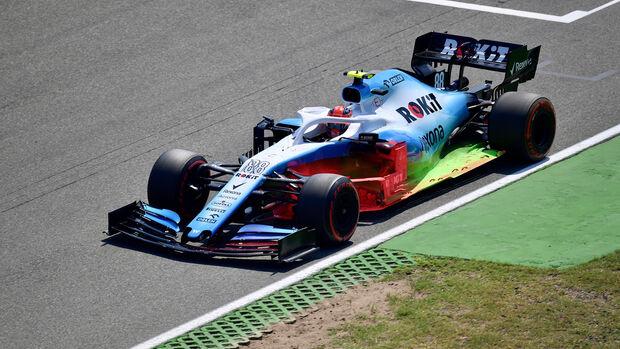 Robert Kubica - Williams - Formel 1