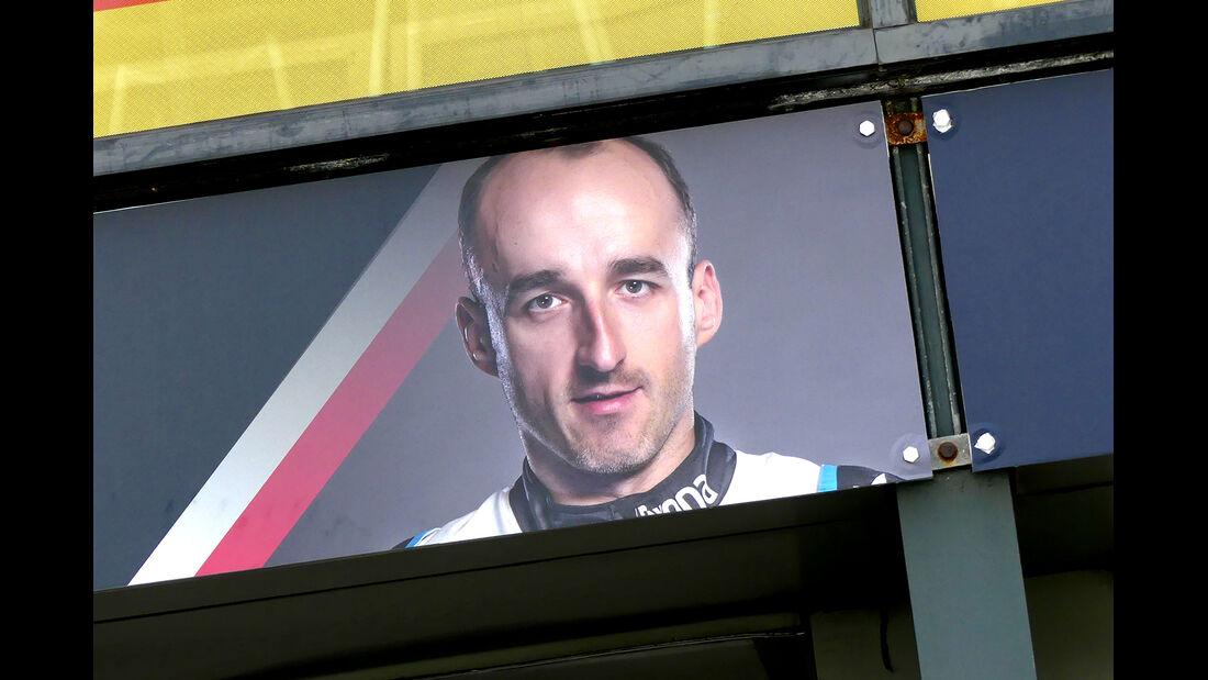 Robert Kubica - Williams - Formel 1 - GP Australien - Melbourne - 13. März 2019