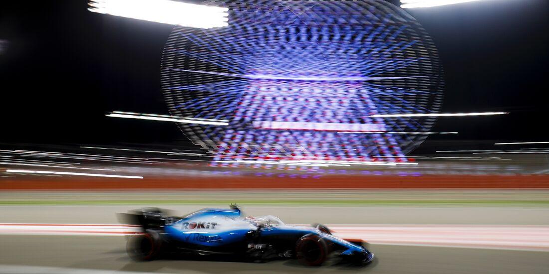Robert Kubica - Williams - Formel 1 - GP Bahrain - 29. März 2019