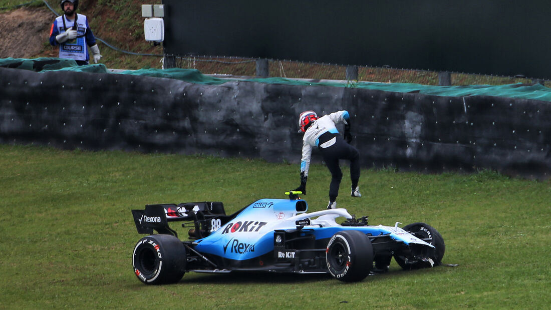 Robert Kubica - Williams - Formel 1 - GP Brasilien - Sao Paulo - 15. November 2019