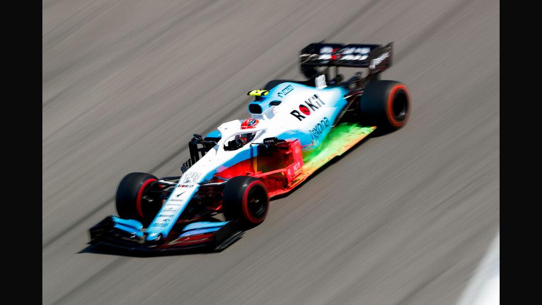 Robert Kubica - Williams - Formel 1 - GP Deutschland - Hockenheim 2019