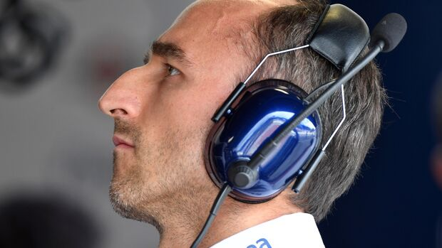 Robert Kubica - Williams - Formel 1 - GP Italien - 01. September 2018