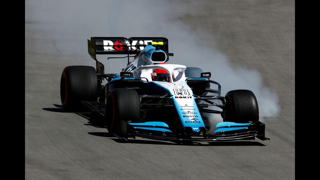 Robert Kubica - Williams - Formel 1 - GP Kanada - Montreal - 8. Juni 2019