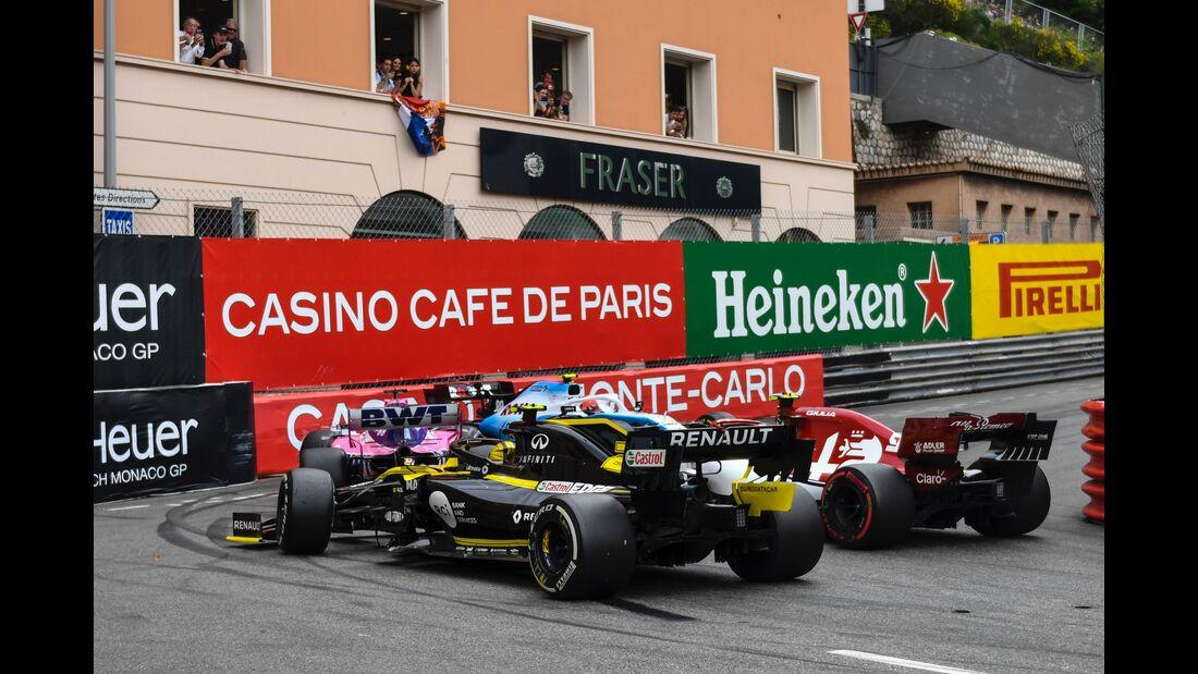 Robert Kubica - Williams - Formel 1 - GP Monaco - 26. Mai 2019