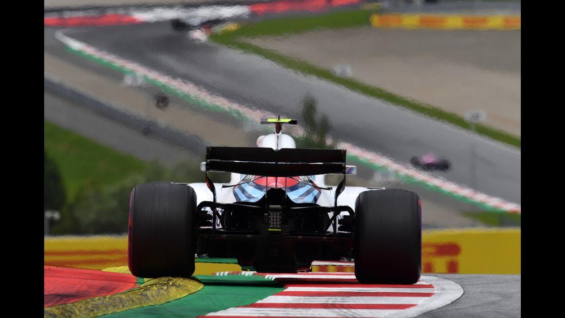 Robert Kubica - Williams - Formel 1 - GP Österreich - 29. Juni 2018