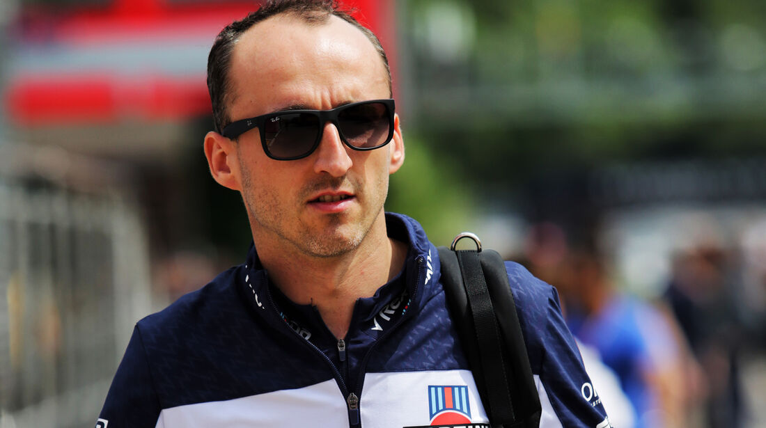 Robert Kubica - Williams - Formel 1 - GP Spanien - Barcelona - 10. Mai 2018