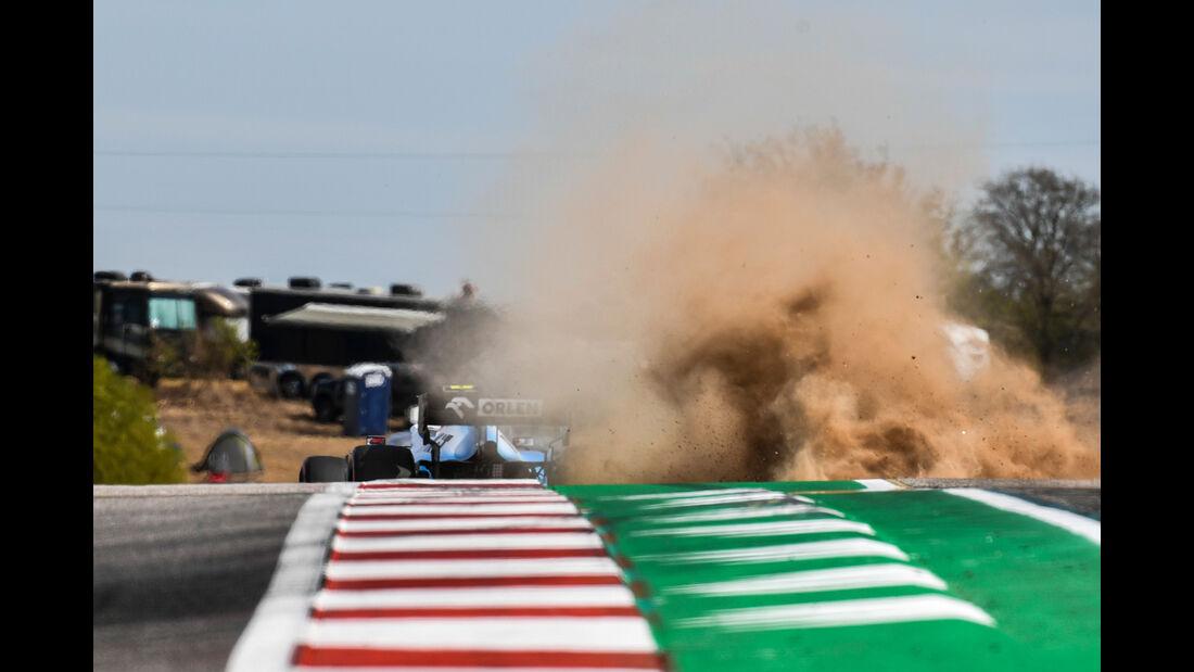 Robert Kubica - Williams  - Formel 1 - GP USA - Austin - 2. November 2019