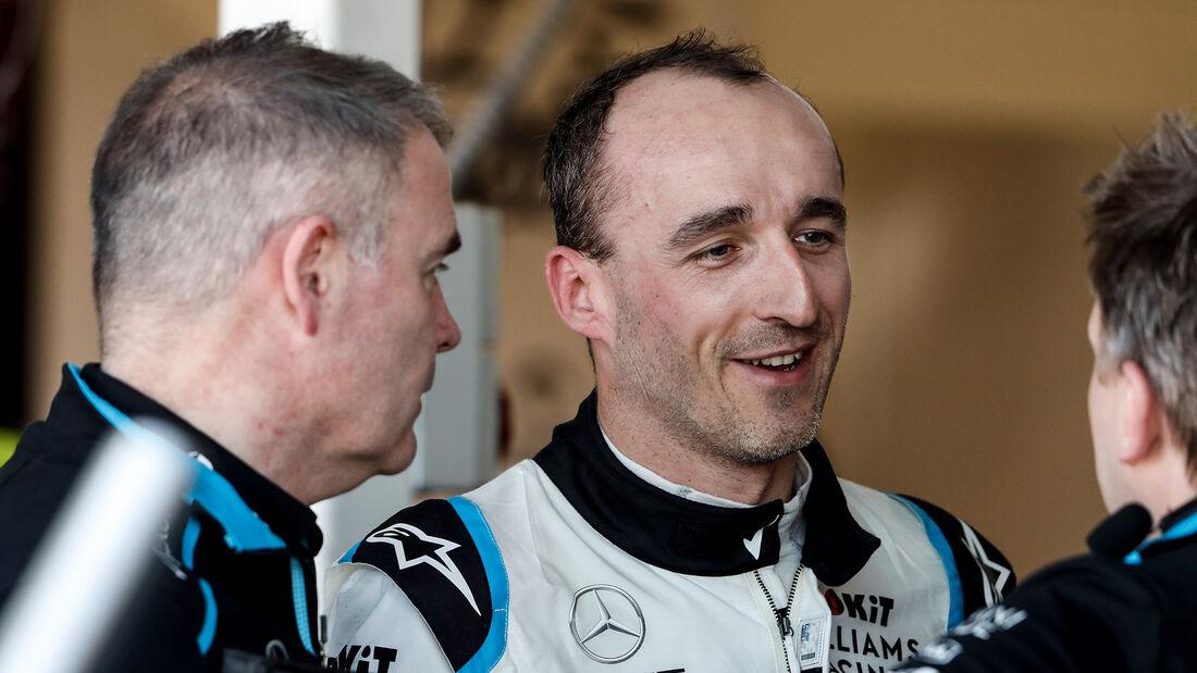 Robert Kubica - Williams - GP Australien 2019