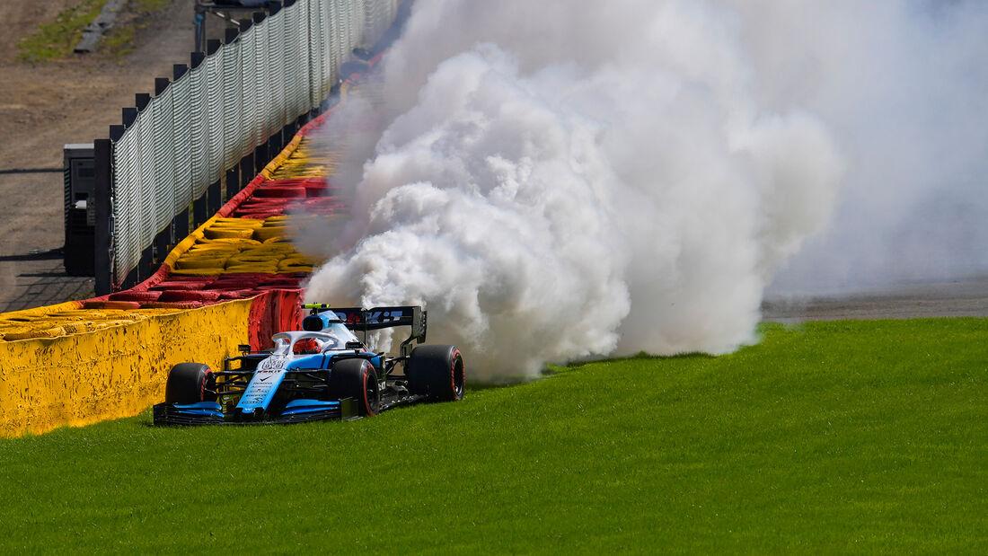 Robert Kubica - Williams - GP Belgien 2019