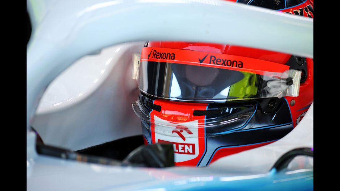 Robert Kubica - Williams - GP Belgien - Spa-Francorchamps - Formel 1 - Freitag - 30.08.2019