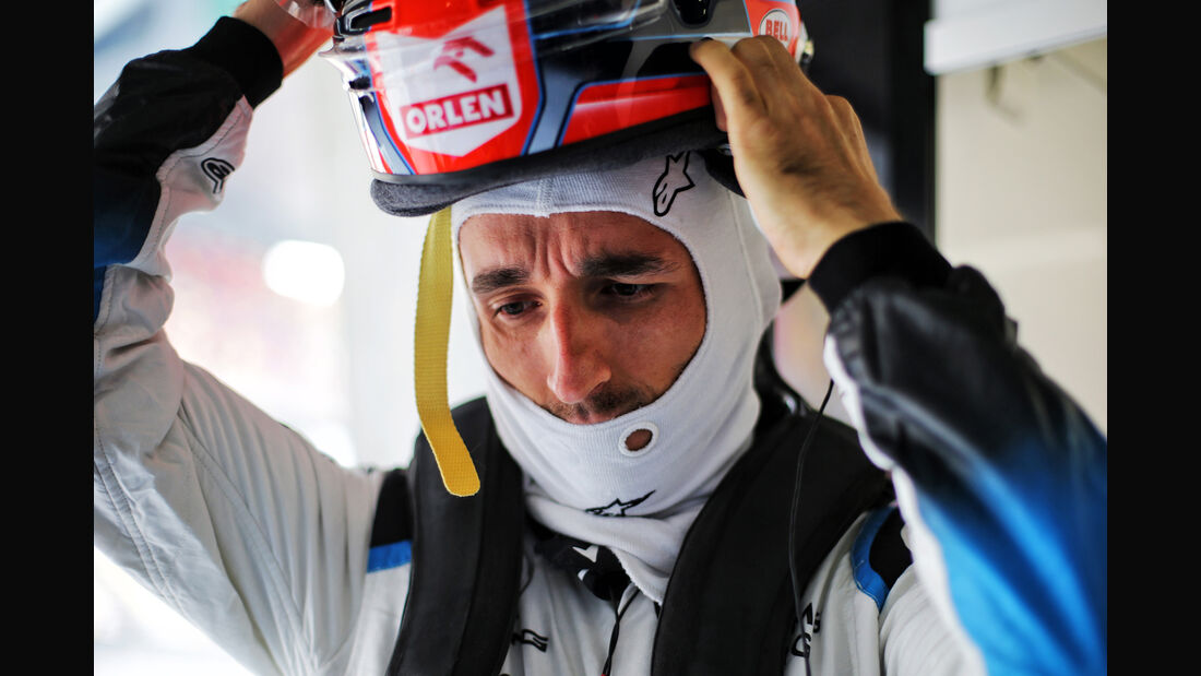 Robert Kubica - Williams - GP China - Shanghai - Formel 1 - Freitag - 12.4.2019