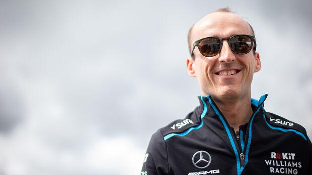Robert Kubica - Williams - GP England - Silverstone - Donnerstag - 11.07.2019