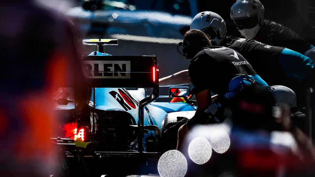 Robert Kubica - Williams - GP Österreich 2019