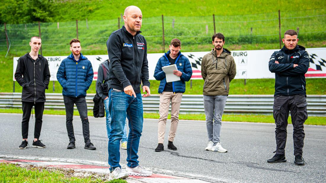 Robert Lechner - Super Racer 2020