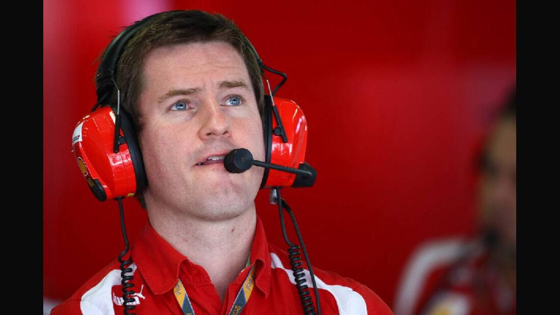 Robert Smedley  - Formel 1 - GP Japan - 07. Oktober 2011