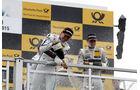 Robert Wickens - Pascal Wehrlein - DTM - Norisring - 27.06.2015