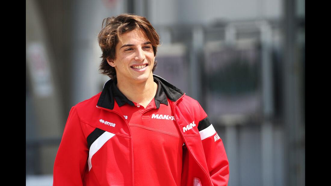 Roberto Merhi - 2015