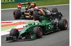 Roberto Merhi - Caterham - Formel 1 - GP Italien - 5. September 2014