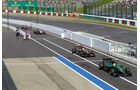 Roberto Merhi - Caterham - Formel 1 - GP Japan - 3. Oktober 2014