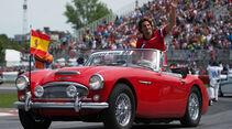 Roberto Merhi - Fahrerparade - GP Kanada 2015